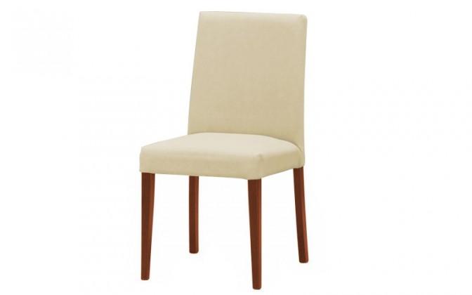 Jídelní židle Uno(třešeň/carabu crema 86)