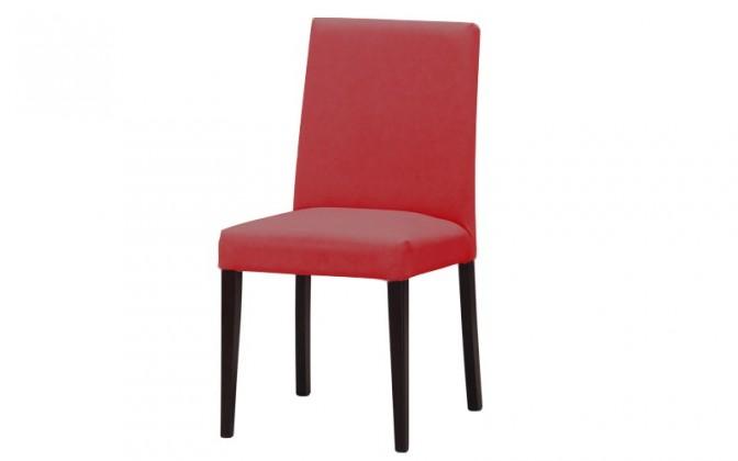Jídelní židle Uno(wenge/carabu bordo 80)