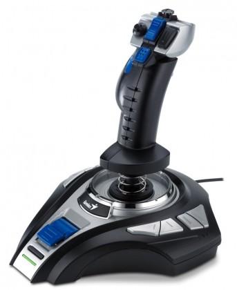Joystick GENIUSMetalStrike 3D, USB ROZBALENO