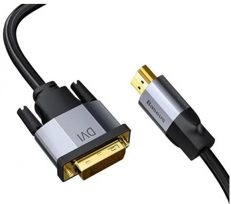 Kabel Baseus HDMI/DVI, 1m