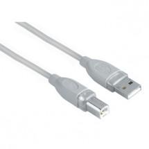 Kabel Hama 45021, 1,8m, pro propojení PC a tiskárny