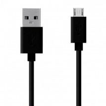 Kabel WG Micro USB na USB, 2m, černá