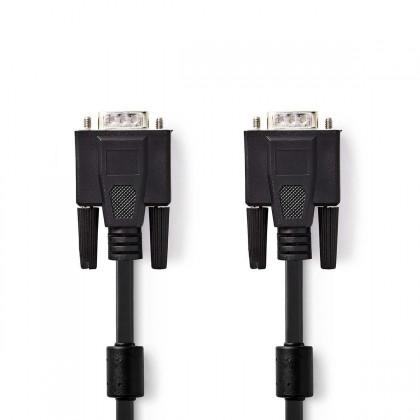 Kabely k monitorům Kabel VGA 3 m VALUELINE VLCP59000B30