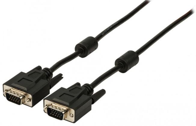 Kabely k monitorům Valueline VLCP59000B20 Propojovací Kabel VGA 2m POUŽITÉ