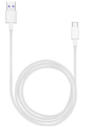 Kabely k telefonům a tabletům Kabel Huawei USB Typ C na USB, 1m, bílá