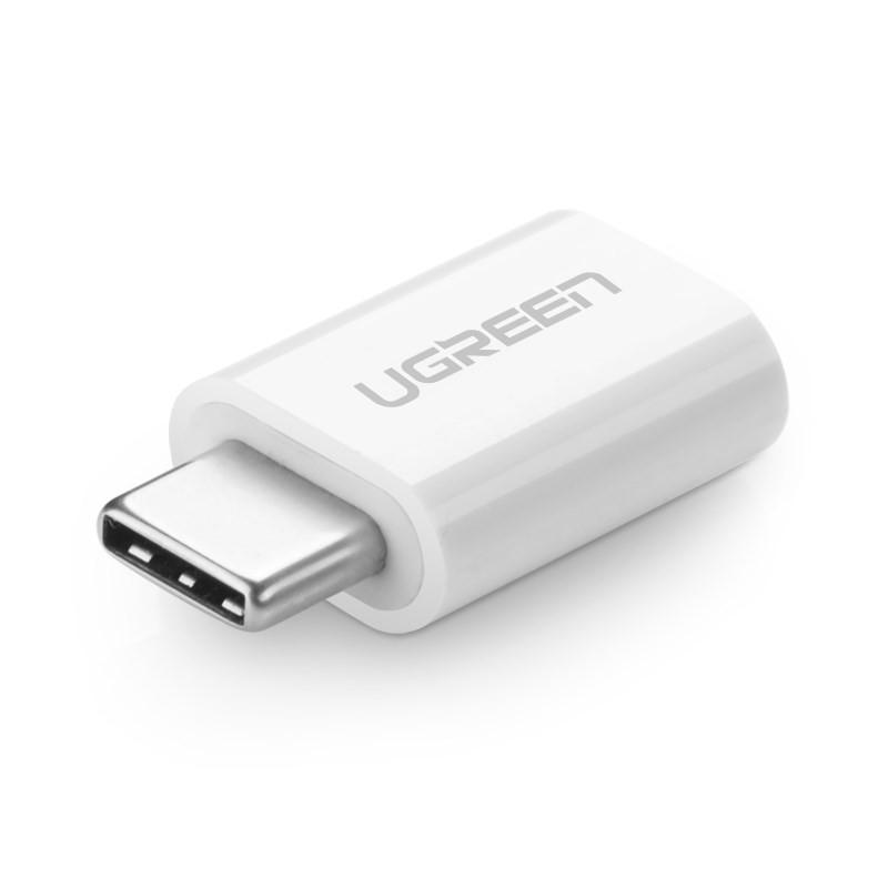 Kabely k telefonům a tabletům USB 3.1 Typ C Micro USB Adapter,ABS obal