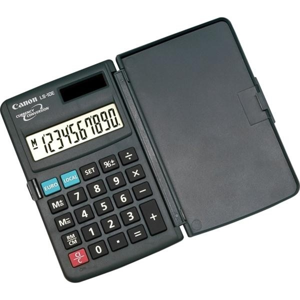 Kalkulačka Canon LS-10E, černá