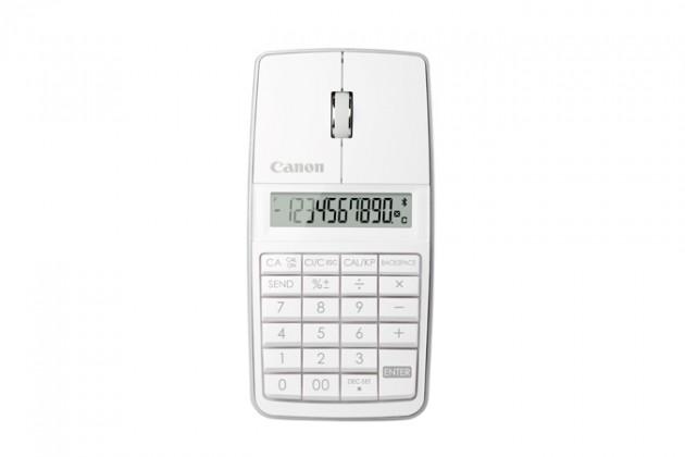 Kalkulačka Canon X MARK 1 M-SLIM, bílá ROZBALENO