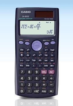 Kalkulačka Casio FX 85ES PLUS