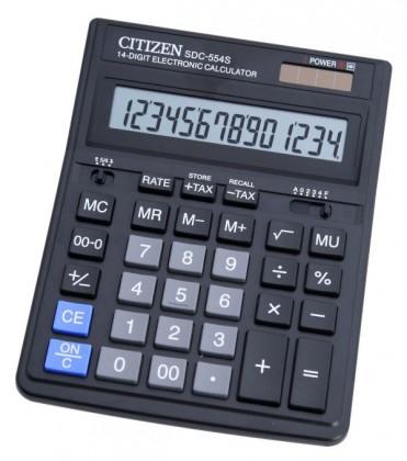 Kalkulačka Citizen SDC-544S, černá