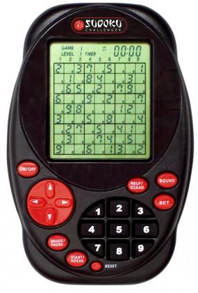 Kalkulačka Elektronická hra SUDOKU