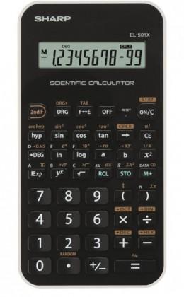Kalkulačka Sharp EL-501XWH