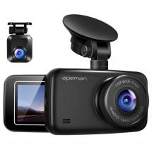 Kamera do auta Apeman C860 WQHD, GPS, WDR, 150°