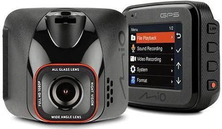 Kamera do auta Autokamera Mio MiVue C570, FullHD, GPS, záběř 150°, WDR