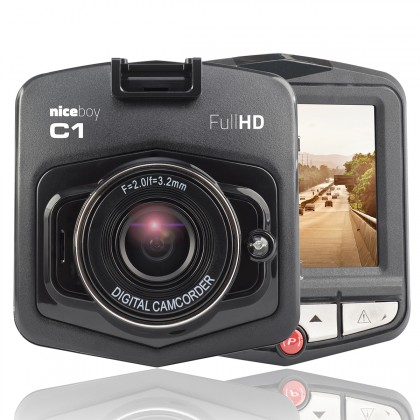 Kamera do auta Autokamera NICEBOY C1
