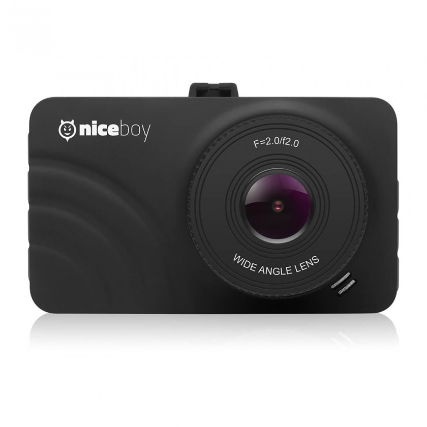 Kamera do auta Autokamera Niceboy Pilot Q1 FullHD, WDR, 140°