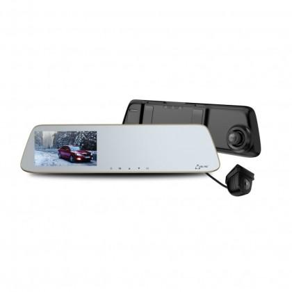 Kamera do auta Duální autokamera Cel-Tec M6s GPS, FullHD, 140°