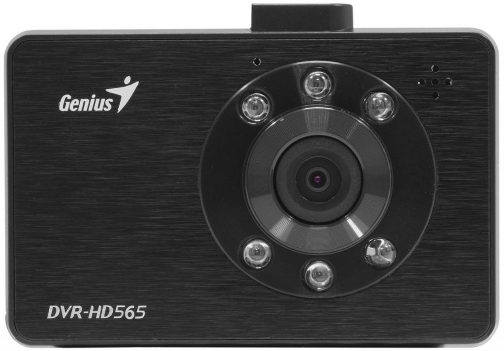 """Kamera do auta Genius digitální kamera do auta DVR-HD565, 1280 x 720, 2,4"""" displ"""