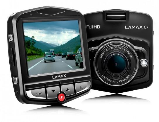 Kamera do auta LAMAX C7