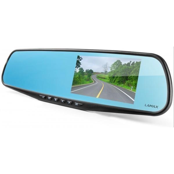 Kamera do auta Lamax Drive C5 Dual