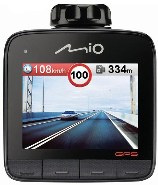 Kamera do auta MIO MiVue 538 DELUXE DRIVE RECORDER inc 8gb MicroSD CARD