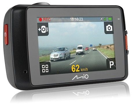 Kamera do auta MiVue 658 WiFi Touch Super HD DashCam