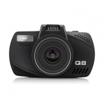 Kamera do auta Niceboy Q8 GPS 2K (s hlášením radarů)