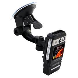Kamera do auta Prestigio Roadrunner 500, černo-stříbrná