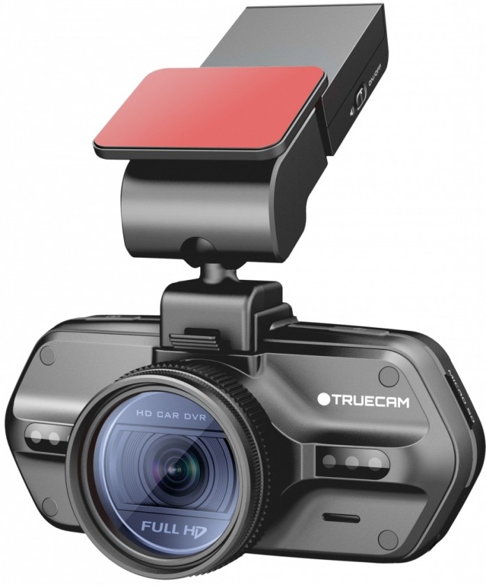 Kamera do auta TrueCam A5 ROZBALENO