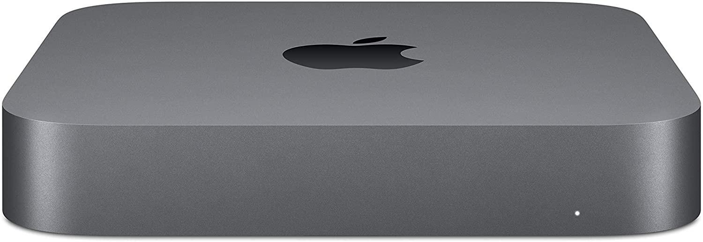 Kancelářská PC sestava Apple Mac mini 6-Core i5 3.0GHz/8G/512GB, vesmírně šedá