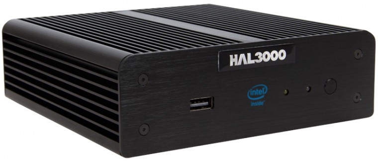 Kancelářská PC sestava HAL3000 NUC Home/Intel Celeron 847/ 4GB/ 60GB SSD/W8.1