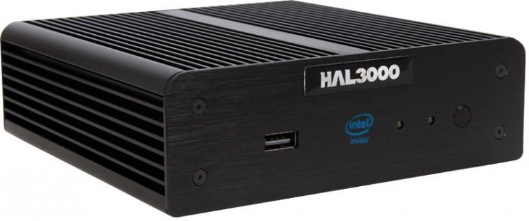 Kancelářská PC sestava HAL3000 NUC Pro/Intel Celeron 847/ 4GB/60 GB SSD/W8.1Pro
