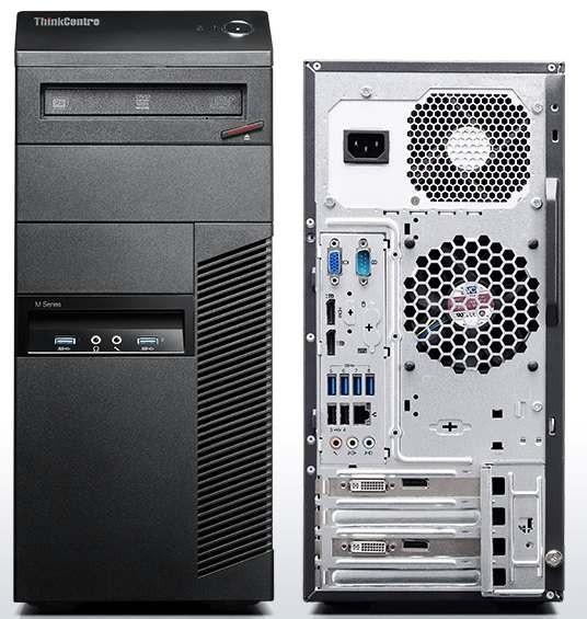 Kancelářská PC sestava Lenovo ThinkCentre M93p Tower 10A70-00M (10A7000MMC)
