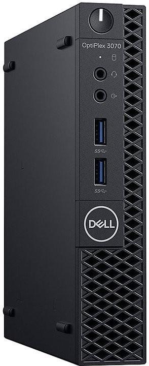 Kancelářská PC sestava PC Dell OptiPlex MFF 3070/Core i3/4GB/128GB/Intel UHD 630/Win
