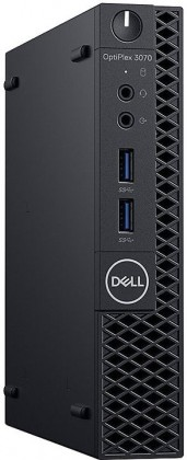 Kancelářská PC sestava PC Dell OptiPlex MFF 3070/Core i5/8GB/256GB/Intel UHD 630