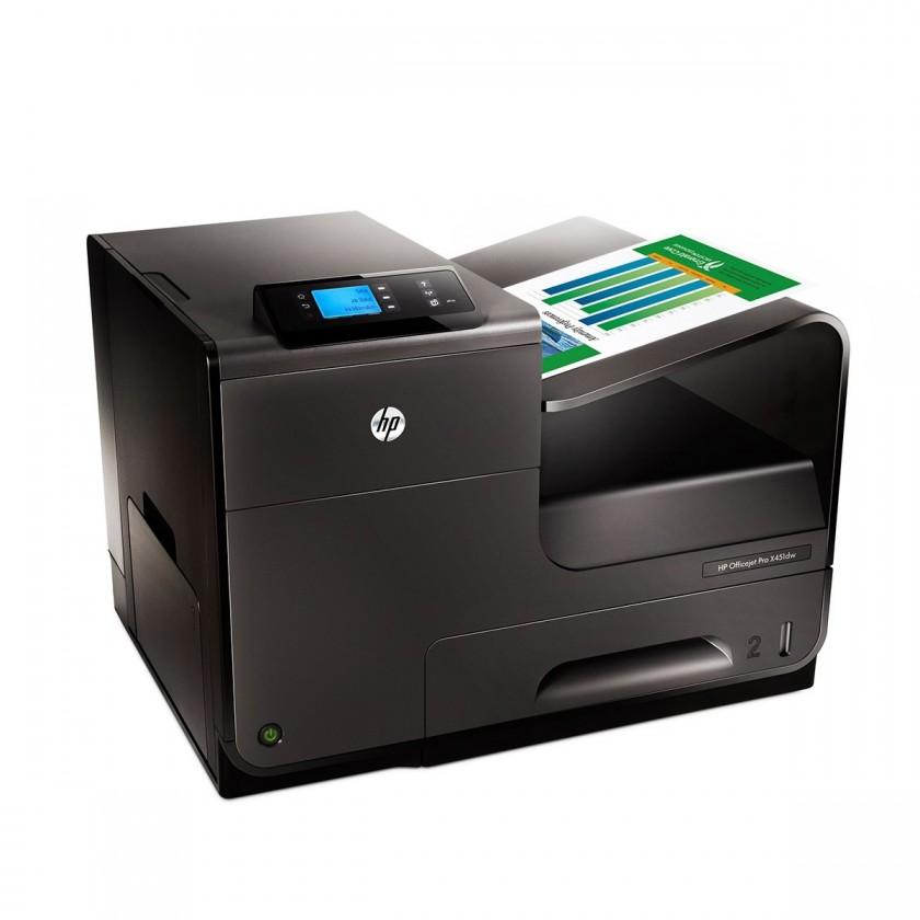 Kancelářská tiskárna HP Officejet Pro X451dw (CN463A)