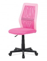 Kancelářská židle Andrea růžová