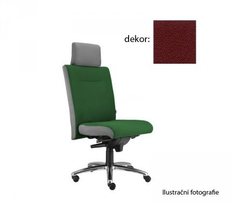 kancelářská židle Asidum s podhlavníkem, synchro P (bondai 4007, sk.2)