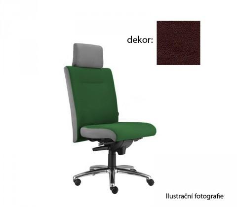 kancelářská židle Asidum s podhlavníkem, synchro P (bondai 4017, sk.2)
