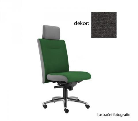 kancelářská židle Asidum s podhlavníkem, synchro P (bondai 8010, sk.2)