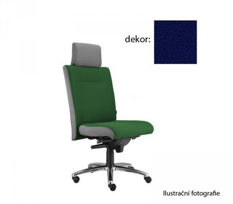 kancelářská židle Asidum s podhlavníkem, synchro P (phoenix 100, sk.3)