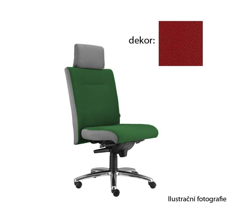 kancelářská židle Asidum s podhlavníkem, synchro P (phoenix 106, sk.3)