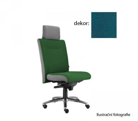 kancelářská židle Asidum s podhlavníkem, synchro P (phoenix 11, sk.3)