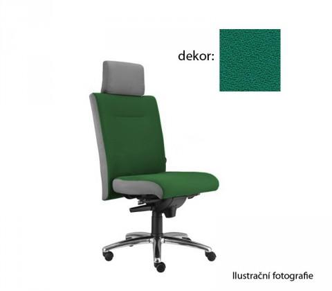 kancelářská židle Asidum s podhlavníkem, synchro P (phoenix 114, sk.3)