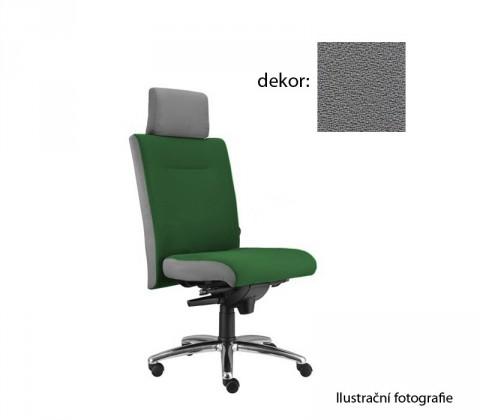 kancelářská židle Asidum s podhlavníkem, synchro P (phoenix 81, sk.3)