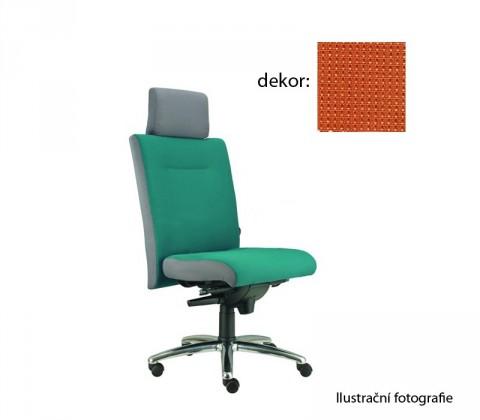 kancelářská židle Asidum s podhlavníkem, synchro P (pola 115, sk.4)