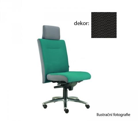kancelářská židle Asidum s podhlavníkem, synchro P (rotex 8, sk.2)