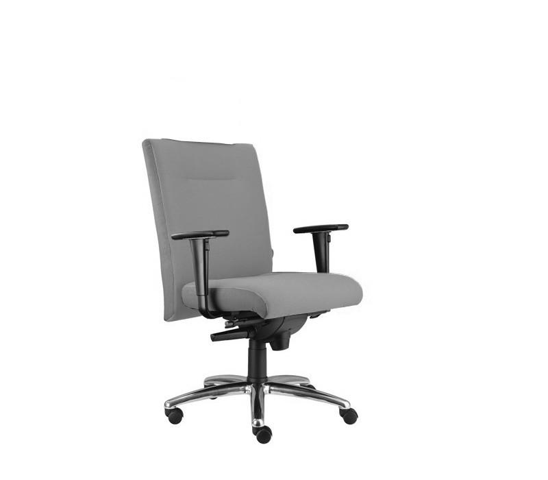 kancelářská židle Asidum s područkami, synchro P (alcatraz 29, sk.3)