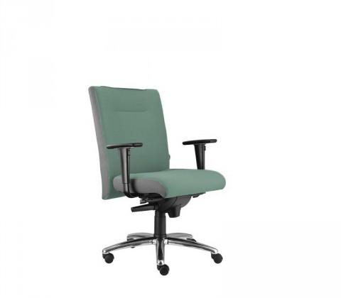 kancelářská židle Asidum s područkami, synchro P (alcatraz 30, sk.3)