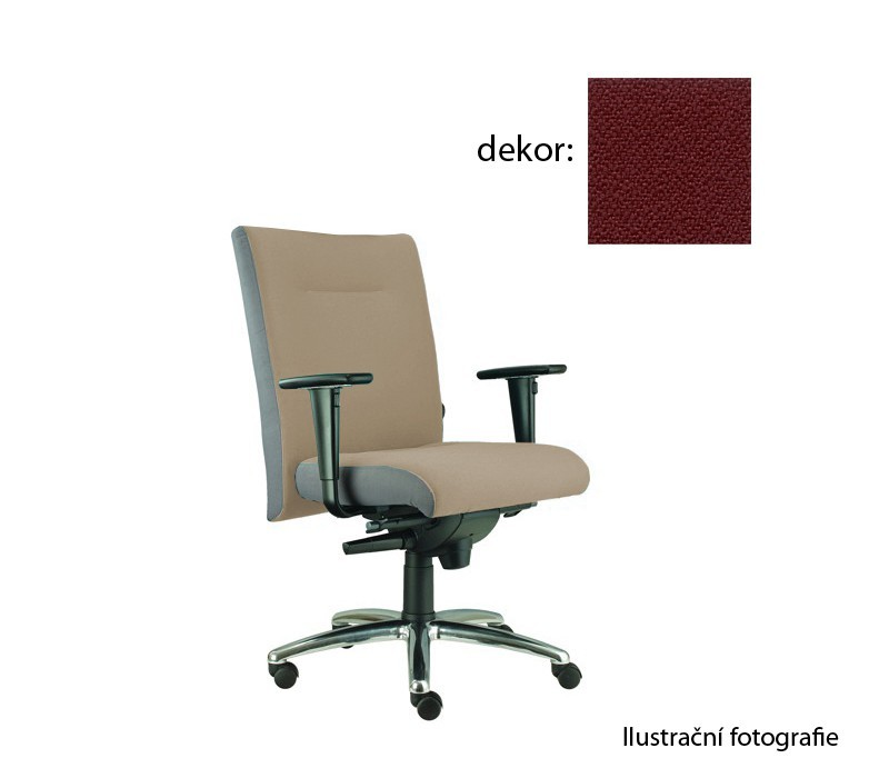 kancelářská židle Asidum s područkami, synchro P (bondai 4007, sk.2)